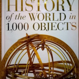 History of the World in 1.000 Objects - Carte in engleza