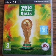 Joc FIFA World Cup Brazil 2014, PS3, original - Jocuri PS3 Ea Sports