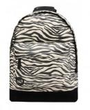 Cumpara ieftin Rucsac Mi-Pac Canvas Zebra Negru (100% Original) - Cod 787851435344, Unisex