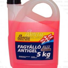 Antigel rosu G12 concentrat Szakal Metal -70 grade 5L cod AFCG12/5 - Antigel Auto