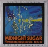 Tsuyoshi Yamamoto Trio - Midnight Sugar -Hq- ( 2 VINYL )