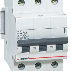 Disjunctor 419710 3P/C/25A/4.5KA - Tablou electric si siguranta