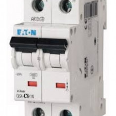 Disjunctor PL4-C6/2 2P/6A/4, 5KA - Tablou electric si siguranta
