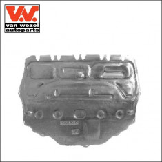 Scut motor plastic Skoda Fabia diesel VAN WEZEL cod 7625701 - Scut motor auto