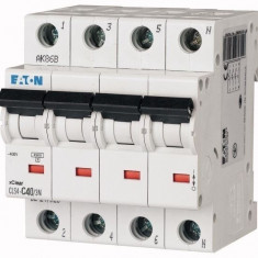 Disjunctor PL4-C40/3N 3P+N/40A/4.5KA - Tablou electric si siguranta