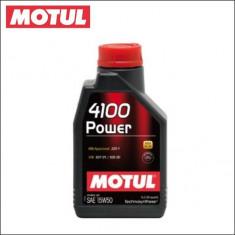 Ulei motor MOTUL 4100 POWER 15W50 1L cod 4100 POWER 15W50 1L