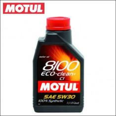 Ulei motor MOTUL 8100 ECO-CLEAN+ 5W30 1L cod 8100 ECO-CLEAN+ 5W30 1L