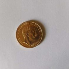 Moneda aur 20 de marci, Europa