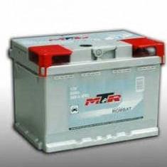 Acumulator baterie auto Rombat MTR 60 Ah 580A cod AC00050, 60 - 80