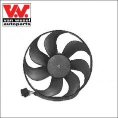 Ventilator radiator apa Skoda Octavia 1 I 1U2 VAN WEZEL cod 5888744 - Ventilatoare auto