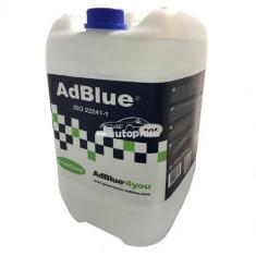 Aditiv diesel AdBlue 100 x 10 kg GreenChem cod AD BLUE GC 10LX100 - Aditivi auto