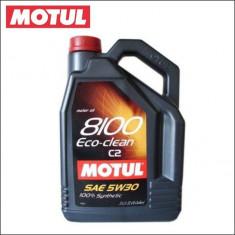 Ulei motor MOTUL 8100 ECO-CLEAN 5W30 5L cod 8100 ECO-CLEAN 5W30 5L