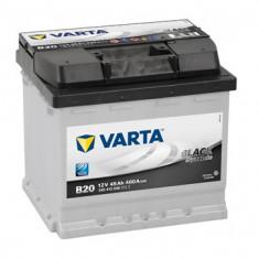 Acumulator baterie auto VARTA Black Dynamic 45 Ah 400A cu borne inverse cod 5454130403122, 40 - 60