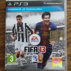 Joc FIFA 13, PS3, original - Jocuri PS3 Ea Sports