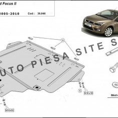 Scut metalic motor Ford Focus 2 II fabricat intre 2005 - 2010 cod APS- 30, 046 - Scut motor auto