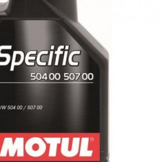 Ulei motor MOTUL SPECIFIC 504.00 507.00 5W30 1L cod SPECIFIC 504.00/507.00 1L