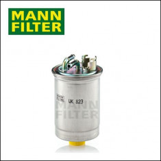 Filtru combustibil Seat Ibiza 3 III 6K1 1.9 TDI MANN cod WK823 - Filtru benzina