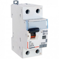 Diferential 411003 1P+N 20A 30mA 6KA - Tablou electric si siguranta