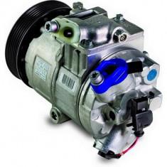 Compresor aer conditionat / clima NOU VW Fox 10.03 -> ITN cod 34-A C-105 - Compresoare aer conditionat auto