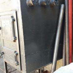 Centrală (lemne şi electric) - Centrala termica