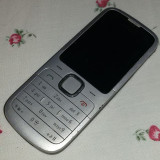 Nokia C1-01 - Telefon Nokia, Argintiu, 4GB, Neblocat, Single core, 256 MB