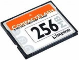 Compact  flash 256mb kingston