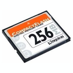 Compact flash 256mb kingston - Card memorie foto