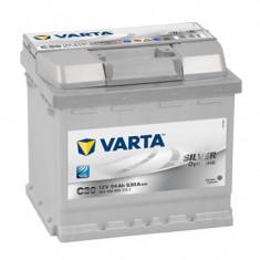 Acumulator baterie auto VARTA Silver Dynamic 54 Ah 530A cod 5544000533162, 40 - 60