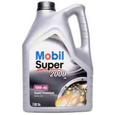 Ulei motor Mobil 1 MOBIL SUPER 2000 X1 10W40 5L cod 2213187 / MS200010W40/5