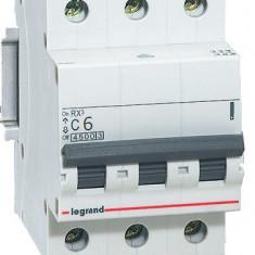 Disjunctor 419705 3P/C/6A/4.5KA - Tablou electric si siguranta