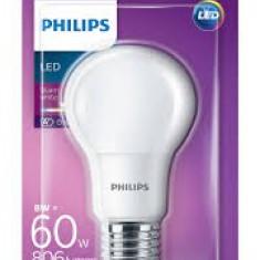 Bec Philips LED 60W A60 E27 CW FR ND