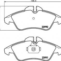 Set placute frana fata Mercedes V-Class fabricat in perioada 02.1996 - 07.2003 Textar cod 136- 2399002