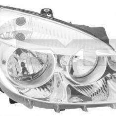 Far stanga Fiat Doblo 119 (10.05 ->) TYC cod 20-1342-05-2
