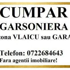Garsoniera ARAD (zona VLAICU sau GARA) - Garsoniera de vanzare, 17 mp, An constructie: 1980, Etajul 3