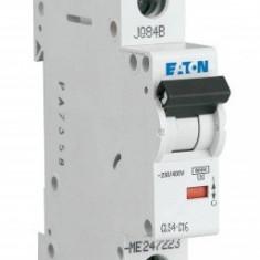 Disjunctor PL4-C16 1P/C/16A/4, 5KA - Tablou electric si siguranta