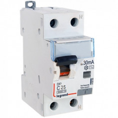 Diferential 411004 1P+N 25A 30mA 6KA - Tablou electric si siguranta