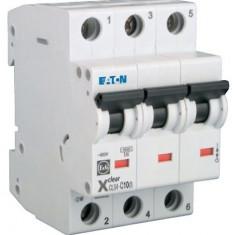 Disjunctor PL4-C10/3 3P/10A/4.5KA - Tablou electric si siguranta