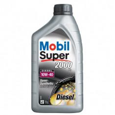 Ulei motor Mobil 1 MOBIL SUPER 2000 X1 Diesel 10W40 1L cod 150868 / MS200010W40D/1