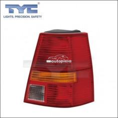 Stop lampa stanga VW Golf 4 IV 1J5 Variant (05.99-05.05) TYC semnal portocaliu cod 11-0214-01-2