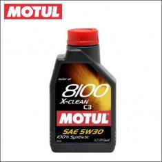 Ulei motor MOTUL 8100 X-CLEAN 5W40 C3 1L cod 8100 X-CLEAN 5W40 C3 1L