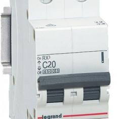 Disjunctor 419698 2P/C/20A/4.5KA - Tablou electric si siguranta