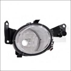 Proiector ceata stanga Opel Corsa D (01.07-01.11) TYC cod 19-0664-01-2