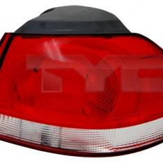 Stop lampa stanga exterior VW Golf 6 VI 5K1 (11.08-11.12) TYC cod 11-11434-01-2