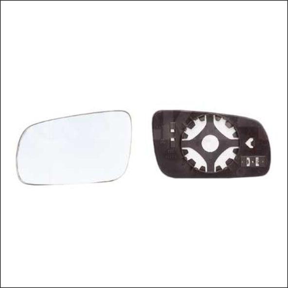 Sticla oglinda VW Golf 4 IV 1J1 stanga cod 6439127 / MT1510 foto mare