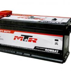 Acumulator baterie auto Rombat MTR Energy Plus 154 Ah 750A cod 654K07513, 140 - 160