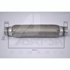 Racord tub flexibil toba esapament 45 x 300 mm ASAM cod 9845250 - Racord flexibil auto
