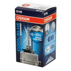 Bec Xenon Osram D1S Xenarc Cool Blue Intense 85V 35W cod 66144CBI
