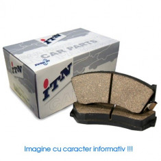 Set placute frana fata Peugeot 407 05.04 -> ITN cod 16-BP1305