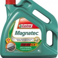 Ulei motor Castrol Magnatec C3 5W40 4L cod 24016 / 151B38