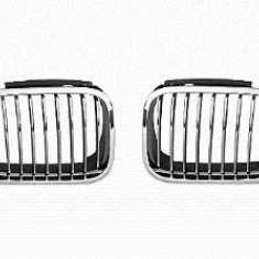 Grila radiator stanga BMW 3 E46 VAN WEZEL cod 0646517